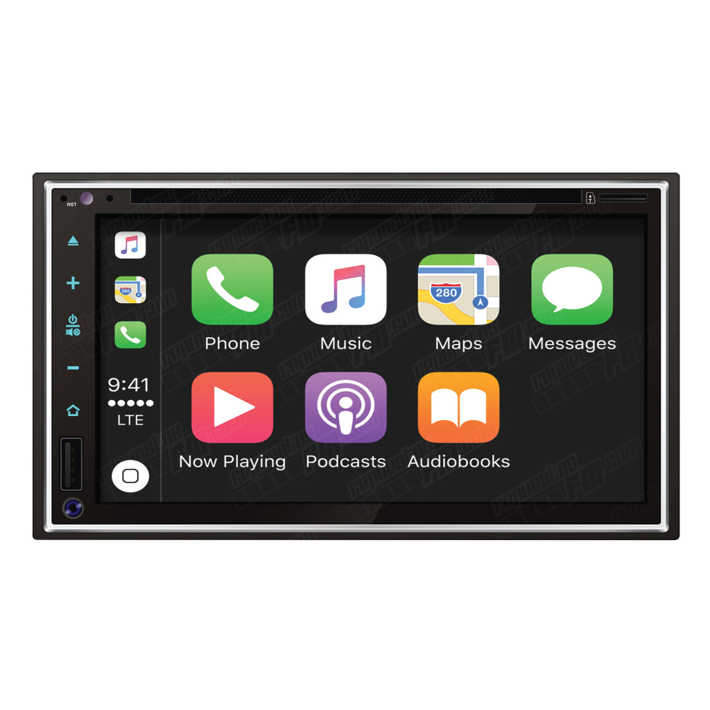 Pantalla 6.9″ CarPlay – Android Auto Dynasty