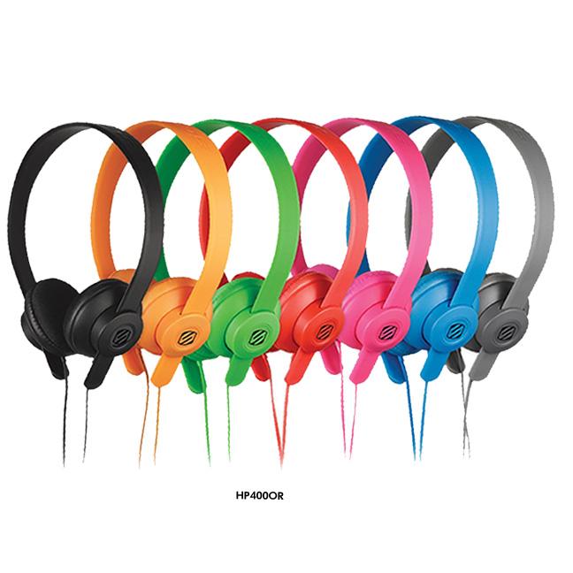 Audífonos cabeza flexible – Marca Scosche