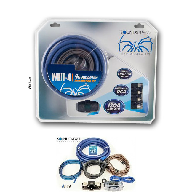 Kit de instalación – Marca Soundstream